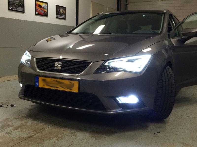 SEAT] [Leon 5F] LED verlichting